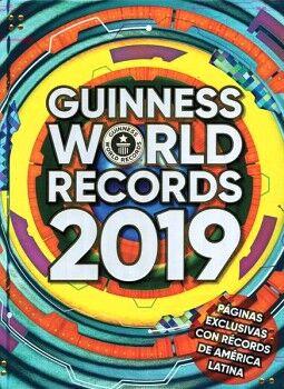 GUINNESS WORLD RECORDS 2019 (EMPASTADO)