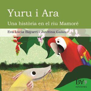 YURU I ARA. UNA HISTÒRIA EN EL RIU MAMORÉ.