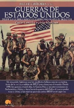 BREVE HISTORIA DE LAS GUERRAS DE ESTADOS UNIDOS