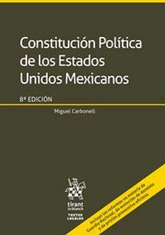 CONSTITUCION POLITICA DE LOS E.U.M. 8ED. + EBOOK