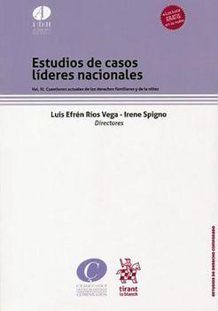 ESTUDIOS DE CASOS LIDERES NACIONALES -VOL.XI- (C/EBOOK)