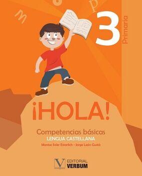 ¡HOLA!. 3 PRIMARIA