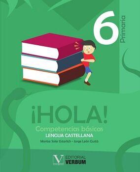 ¡HOLA!. 6 PRIMARIA