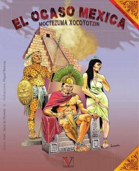 EL OCASO MEXICA (CÓMIC)