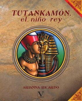 TUTANKAMÓN, EL NIÑO REY (CÓMIC)