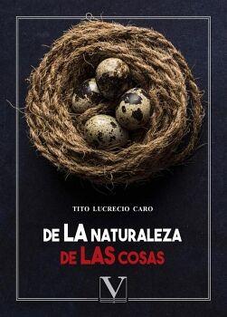 DE LA NATURALEZA DE LAS COSAS