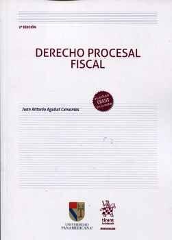 DERECHO PROCESAL FISCAL 2ED. (C/LECTURA EN LA NUBE)