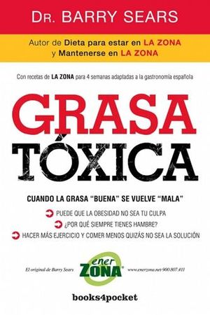 GRASA TOXICA (BOOKS4POCKET)