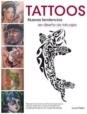 TATOOS -NUEVAS TENDENCIAS EN DISEÑO DE TATUAJES- (GF)           .