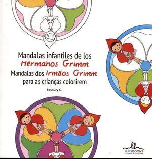 MANDALAS INFANTILES DE LOS HERMANOS GRIMM