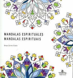 MANDALAS ESPIRITUALES (ARTE TERAPIA)