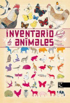 INVENTARIO ILUSTRADO DE ANIMALES          (EMPASTADO)