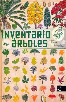 INVENTARIO ILUSTRADO DE LOS ARBOLES       (EMPASTADO)