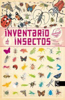 INVENTARIO ILUSTRADO DE INSECTOS          (EMPASTADO)