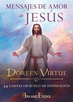 MENSAJES DE AMOR DE JESUS (LIBRO C/CARTAS)
