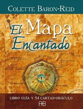 MAPA ENCANTADO, EL                       (GUIA/54 CARTAS-ORACULO)