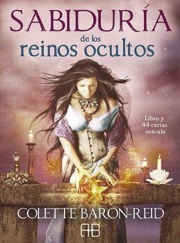 SABIDURIA DE LOS REINOS OCULTOS (CAJA C/LIBRO + 44 CARTAS)