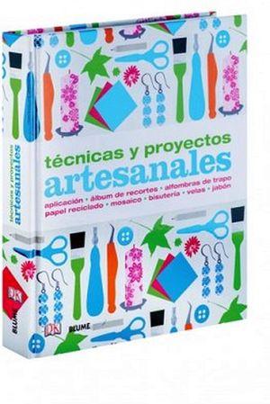 TECNICAS Y PROYECTOS ARTESANALES                                .