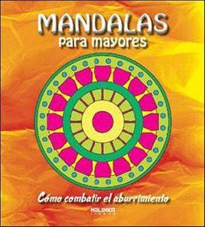 MANDALAS PARA MAYORES -COMO COMBATIR EL ABURRIMIENTO-