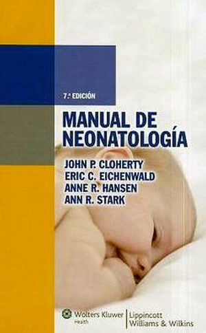 MANUAL DE NEONATOLOGIA 7ED.