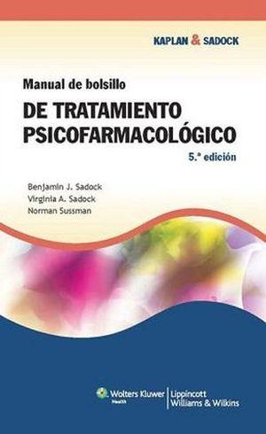 MANUAL DE BOLSILLO DE TRATAMIENTO PSICOFARMACOLOGICO