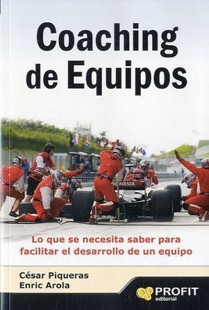 COACHING DE EQUIPOS 3ED.