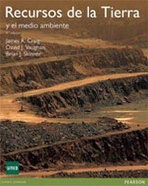RECURSOS DE LA TIERRA Y EL MEDIO AMBIENTE4ED.