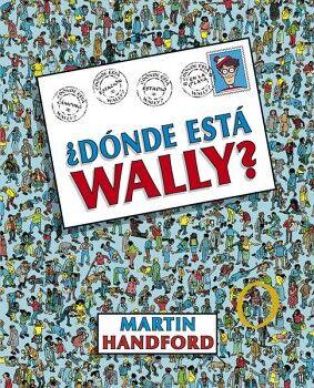 DONDE ESTA WALLY?                         (EMPASTADO/B DE BLOK)