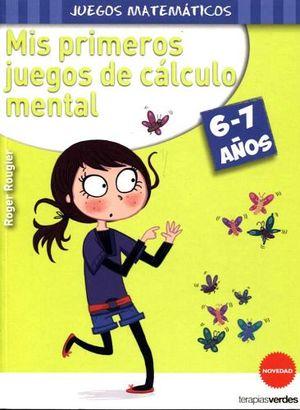 MIS PRIMEROS JUEGOS DE CALCULO MENTAL (6-7 AÑOS)