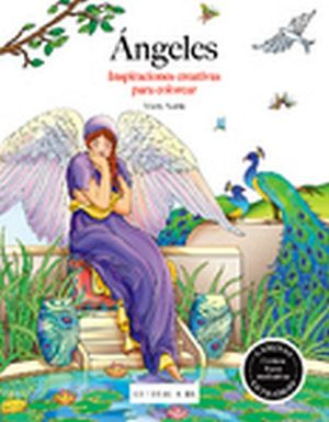ANGELES -INSPIRACIONES CREATIVAS P/COLOREAR-