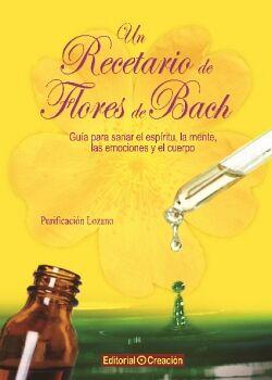 UN RECETARIO DE FLORES DE BACH