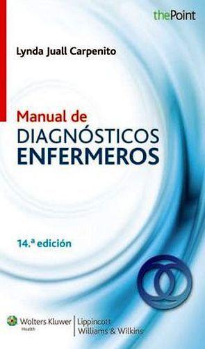 MANUAL DE DIAGNOSTICOS ENFERMEROS 14ED.