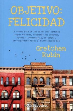 OBJETIVO: FELICIDAD (BOOKS4POCKET)