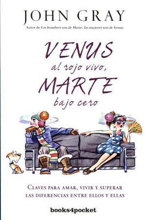 VENUS AL ROJO VIVO, MARTE BAJO CERO (BOOKS4POCKET)