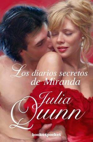 DIARIOS SECRETOS DE MIRANDA, LOS (BOOKS4POCKET)