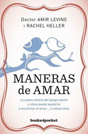 MANERAS DE AMAR                   (BOOKS4POCKET)