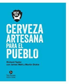 CERVEZA ARTESANAL PARA EL PUEBLO          (EMPASTADO)