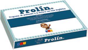 PROLIN -ESTUCHE PROGRAMA DE ANIMACION A LA LECTURA CON BASE LING.