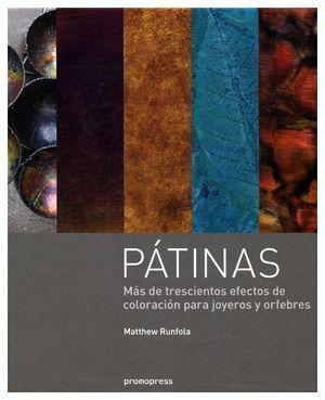PATINAS -MAS DE 300 EFECTOS DE COLORACION- (EMPASTADO)