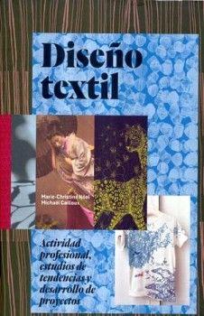 DISEÑO TEXTIL -ACTIVIDAD PROFESIONAL, ESTUDIOS DE TENDENCIAS-
