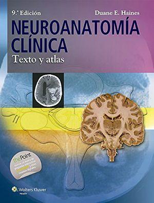 NEUROANATOMIA CLINICA 9ED. (TEXTO Y ATLAS)