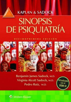 SINOPSIS DE PSIQUIATRIA  11ED.
