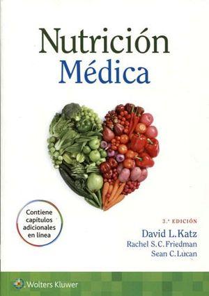NUTRICION MEDICA 3ED.