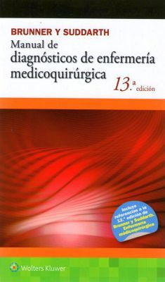MANUAL DE DIAGNOSTICO DE ENFERMERIA MEDICOQUIRURGICA 13ED.