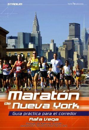 MARATON DE NUEVA YORK -GUIA PRACTICA PARA EL CORREDOR-
