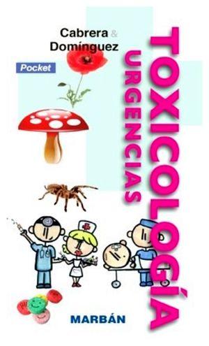 TOXICOLOGIA URGENCIAS  -POCKET-