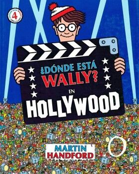 DONDE ESTA WALLY? EN HOLLYWOOD            (B DE BLOK)