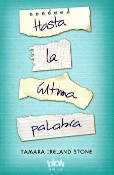 HASTA LA ULTIMA PALABRA (B DE BLOCK)