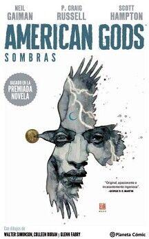 AMERICAN GODS -SOMBRAS-                   (EMPASTADO)