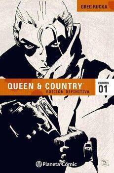 QUEEN & COUNTRY VOL.1 -EDICION DEFINITIVA-
